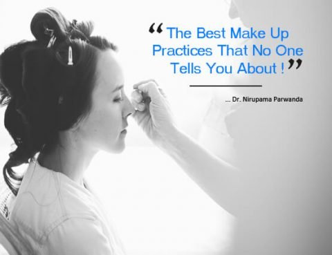 make up best practices by Zolie skin clinic