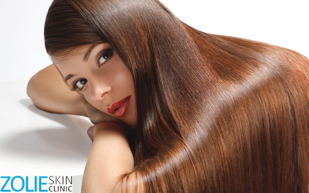 hair care tips from Zolie Skin Clinic